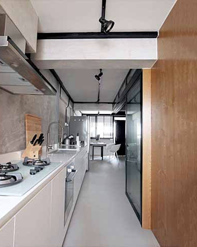 Home Design Ideas For Hdb Flats: 7 HDB Renovations Under $30,000 That Look Like... Blog