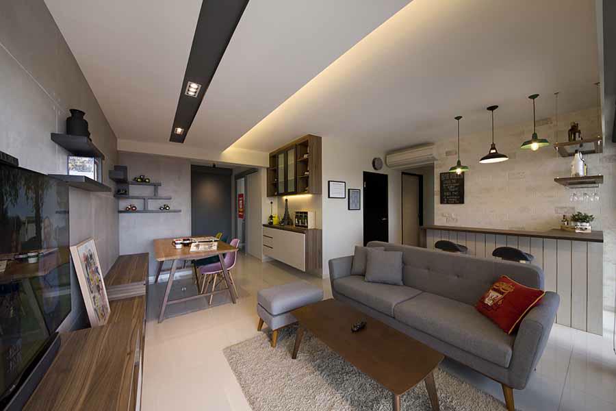7 hdb renovations under 30000 that look like million dollar homes the hipvan