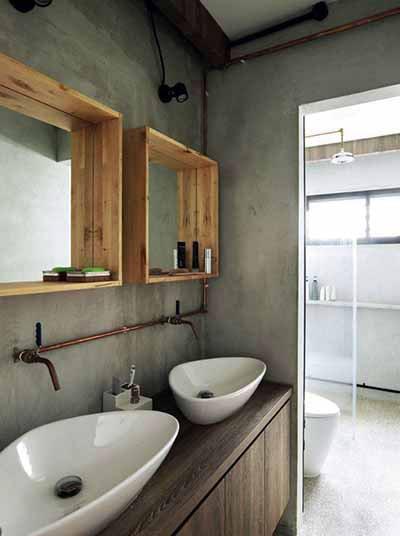 Bathroom Design Hdb 11 small bathroom ideas for your hdb blog | hipvan