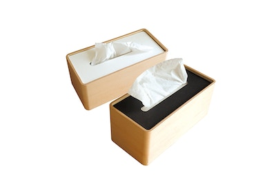 Tissue Box Holders