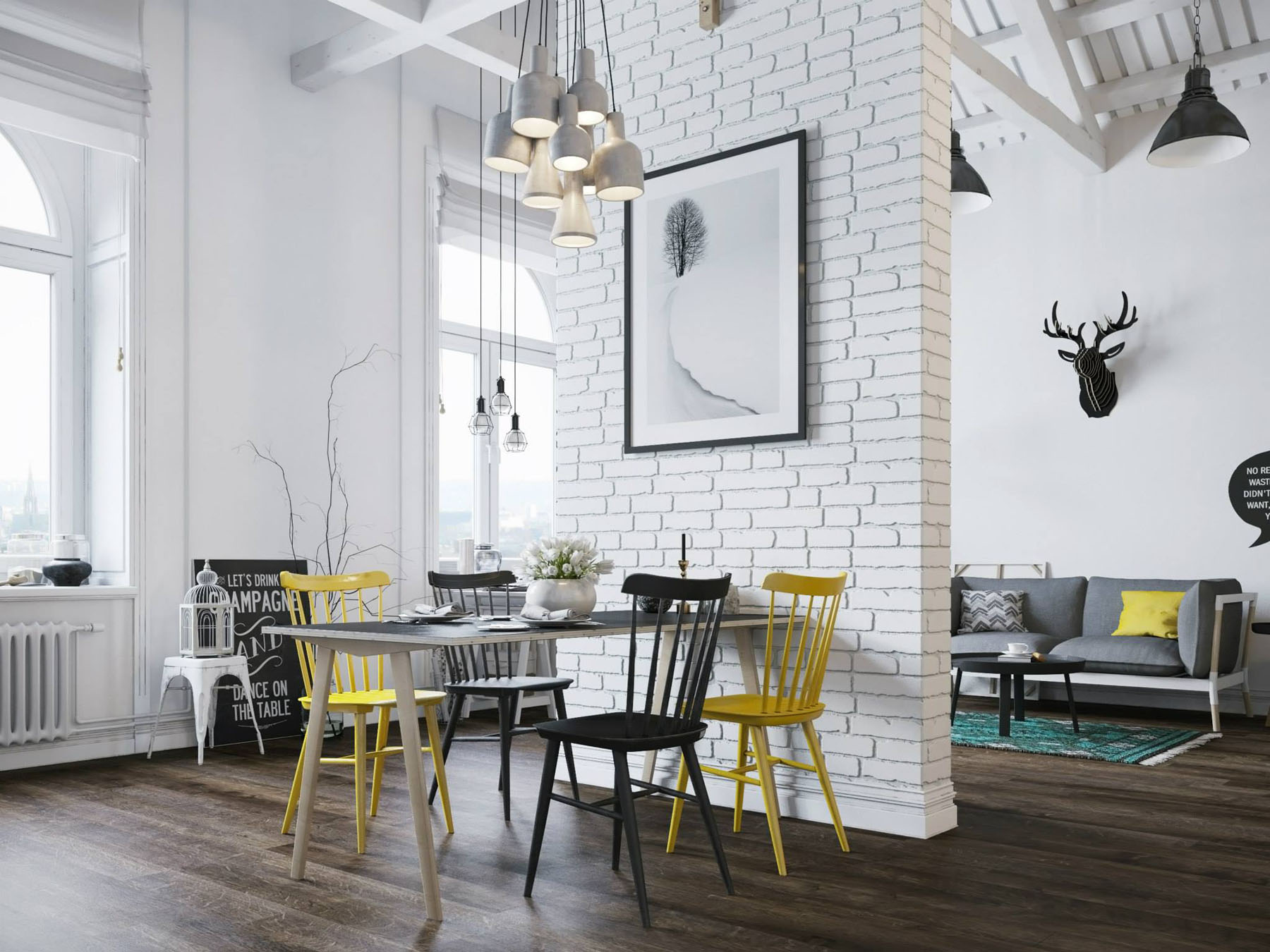 8 Design Lessons You Can Learn from Scandinavian Interiors | HipVan