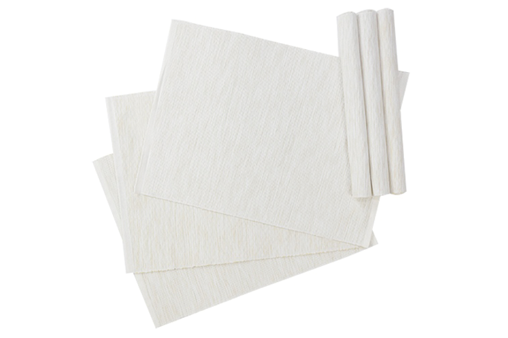 Cotton Placemats (Set of 6) - White