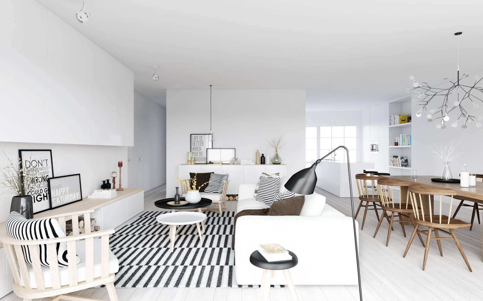 8. Use Of White And Neutrals