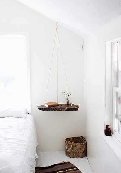 10. Suspend Your Decor