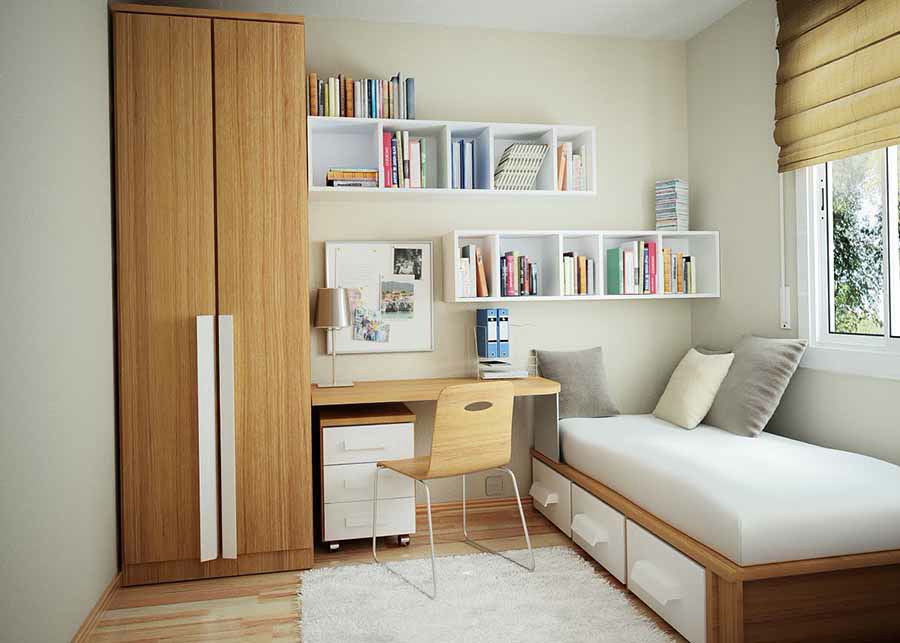 10 space saving solutions for small bedrooms - Bedroom Design Blogs