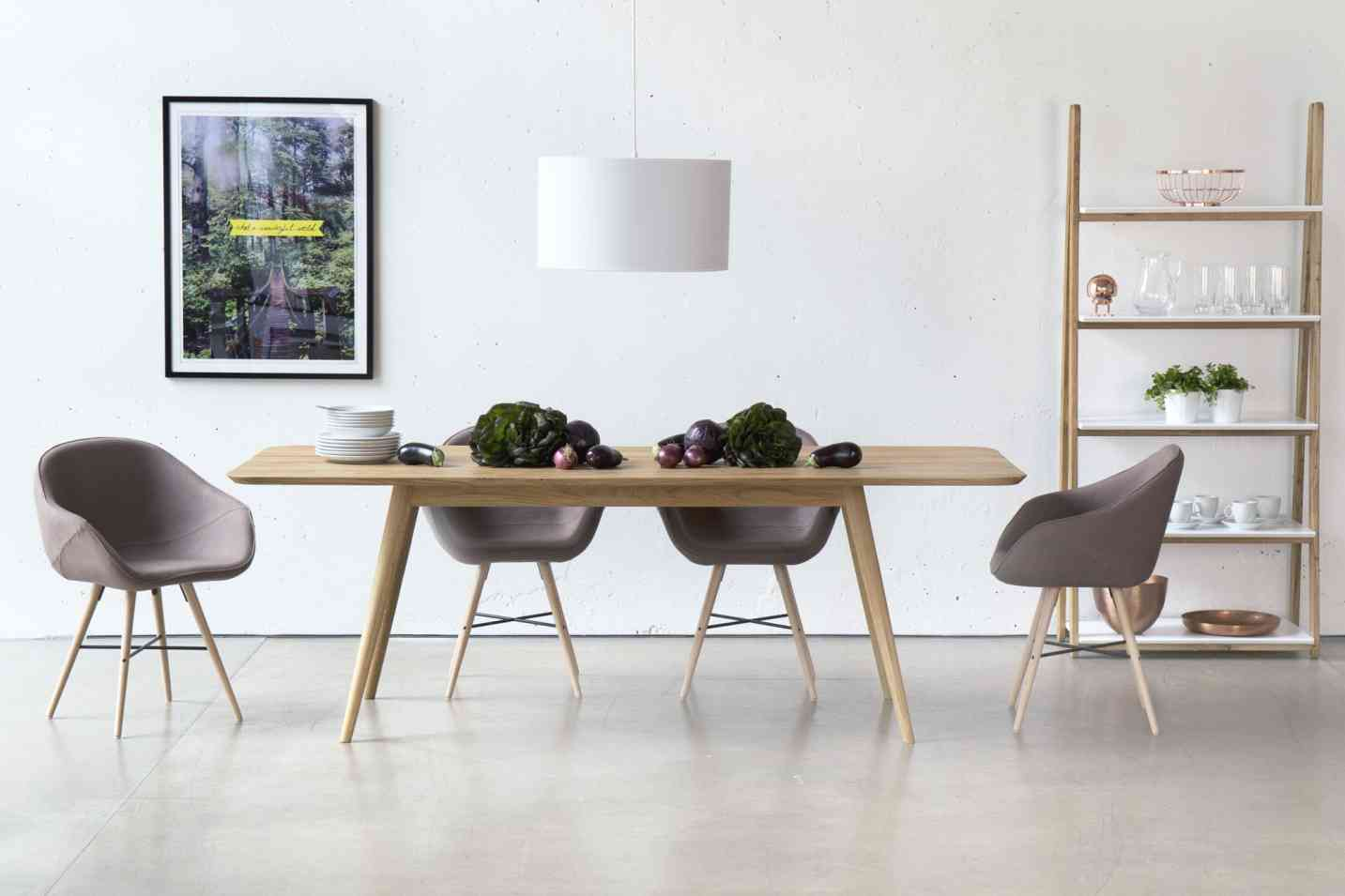 Scandinavian Style Dining Room Table: 6 Smart Ways To Boost Property Value Through Good Design