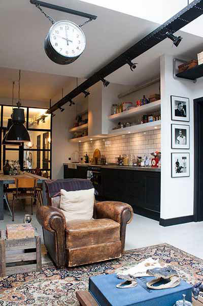 29 Incredible IndustrialChic Design Ideas for Blog HipVan