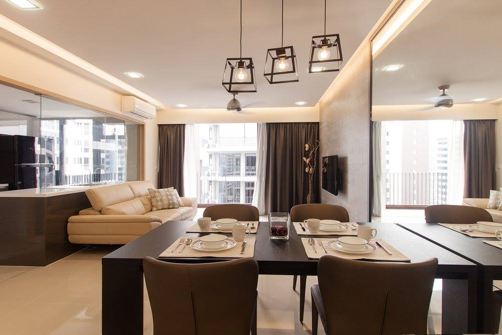 Modern Stylish 3 Room Condo
