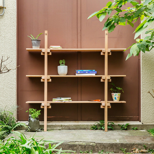 Lean-To-Shelf